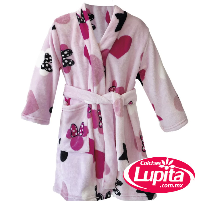 BATITA SUPERSOFT MINNIE 5-6 (Chiquimundo)