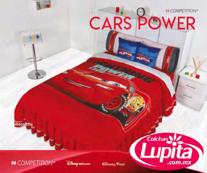 CARS POWER EDRECOLCHA IND (Primavera-Competition)