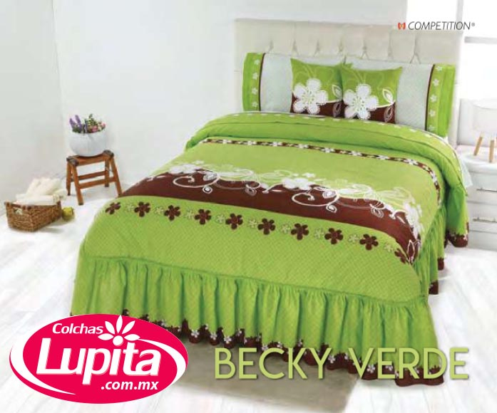 BECKY VERDE EDRECOLCHA IND (Primavera-Competition)